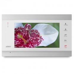 Цветной видеодомофон ARNY AVD-720 M (WiFi) White