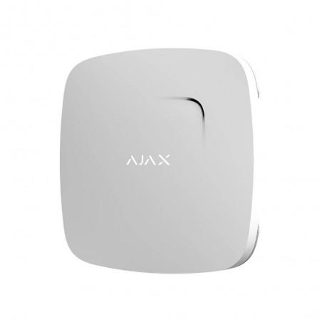 Беспроводной датчик детектирования дыма Ajax FireProtect белый