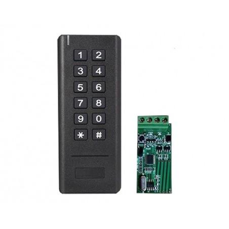 Кодовая клавиатура TRK-1100MWR Trinix