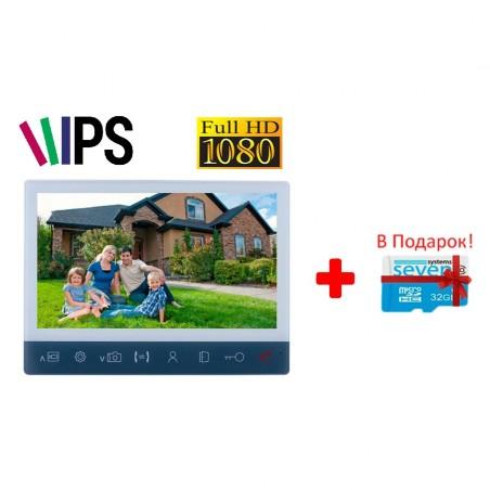 Видеодомофон SEVEN DP-7512FHD - IPS Seven