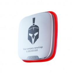 Лицевая панель Ajax Brandplate для брендирования уличной сирены StreetSiren DoubleDeck (10 шт.) СКОРО В ПРОДАЖЕ