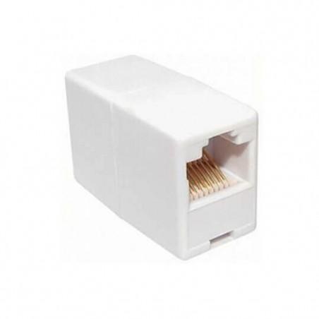 Соеденительная коробка для 2-х сегментов кабеля с коннекторами RJ-45 UTP (NETS-CA-RJ45)