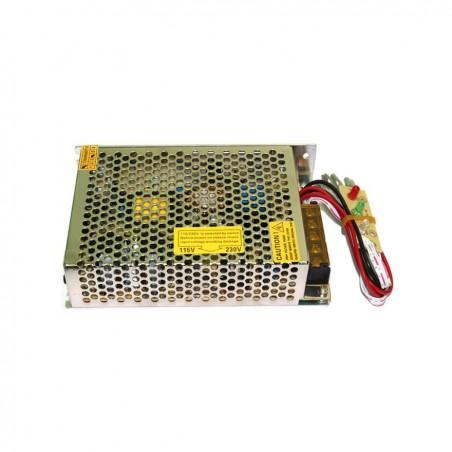 Блок питания с функцией ИБП 12V 120W ValTek
