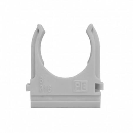 Крепление для труб D16 cipe (100 шт)