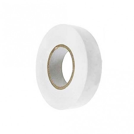 Изоляционная лента 0,15мм*18мм*20м белая 220тм