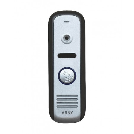 Панель вызова цветная Arny AVP-NG 110 silver
