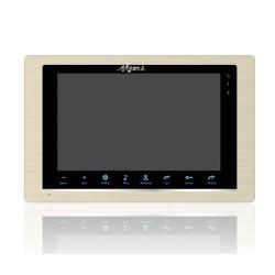 Цветной видеодомофон Myers M-73SD Gold