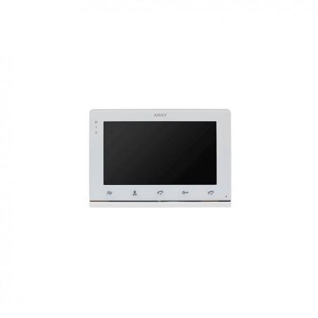 Цветной видеодомофон ARNY AVD 710 MD White New