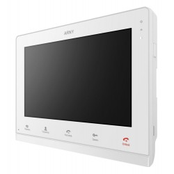 Цветной видеодомофон ARNY AVD-1010M white