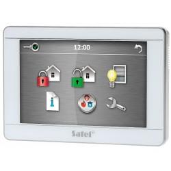 Satel INT-TSH-WSW Клавиатура с сенсорным дисплеем