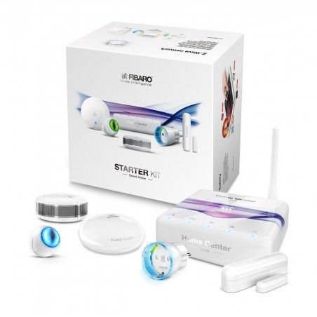 Комплект для умного дома Fibaro Starter Kit FG-START Fibaro