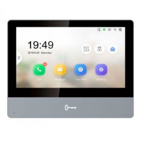 IP видеодомофон Hikvision DS-KH8350-TE1 Hikvision