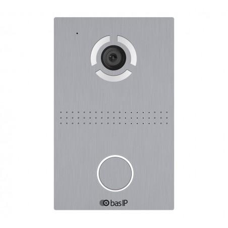 IP вызывная панель Bas IP AV-03D Silver Bas-IP